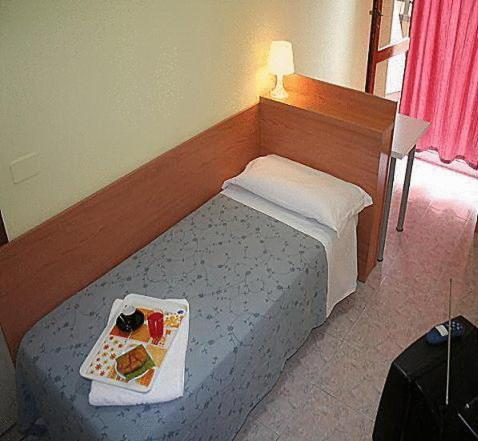 Single Room with Shared Bathroom Affittacamere Hostel 3