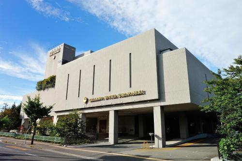 貝里諾一關酒店 Bellino Hotel Ichinoseki
