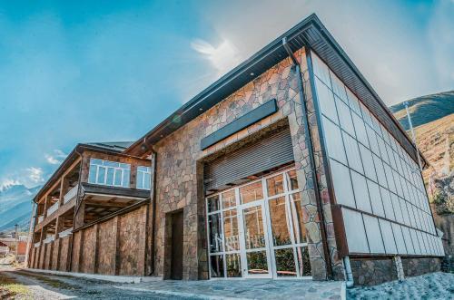 Mountain Saniba Eco Hotel - Staraya Saniba