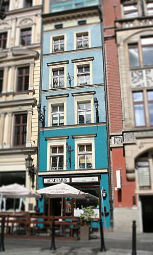 Academus - Cafe/Pub & Guest House