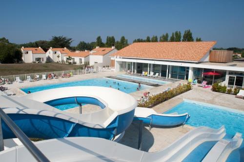 Résidence Néméa Les Grands Rochers - Village et club de vacances - Les Sables-d'Olonne