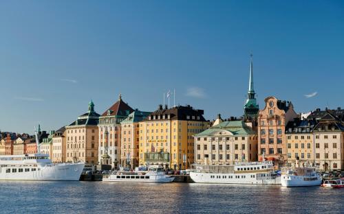 Hôtel Reisen in The Unbound Collection by Hyatt - Hotel - Stockholm