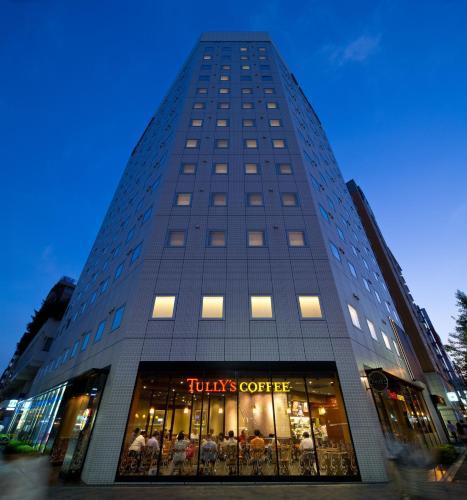 E Hotel Higashi Shinjuku impression