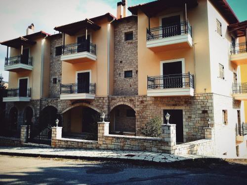 Aristarchos Guesthouse - Apartment - Kalávrita