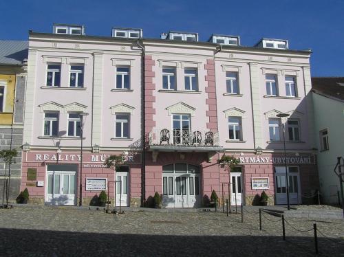 . Apartmány na Šumavě