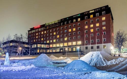 Scandic Ferrum - Hotel - Kiruna