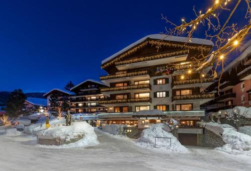 Hotel Alpina - Klosters