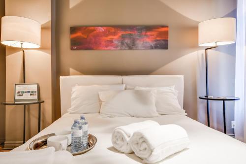Room in Studio - Mon Adoravble Studio Luxe Prive Cuisine - Design Parisian Touch