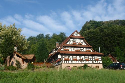 Naturhotel Holzwurm - Hotel - Sasbachwalden