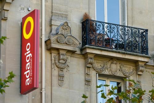 Aparthotel Adagio Paris Haussmann photo 10