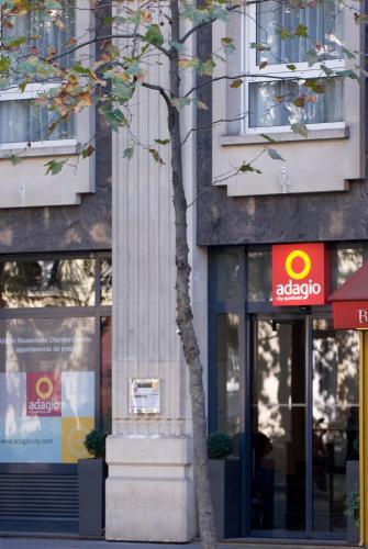Aparthotel Adagio Paris Haussmann photo 11