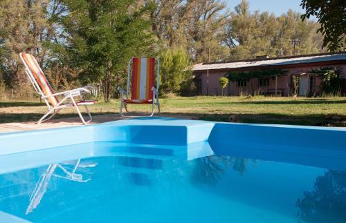 Фото отеля Hosteria Rural Viejo Roble
