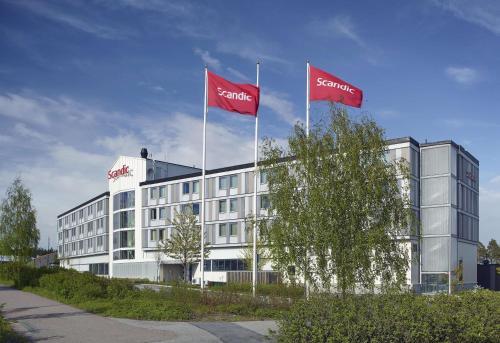 Scandic Arlandastad - Hotel - Arlanda