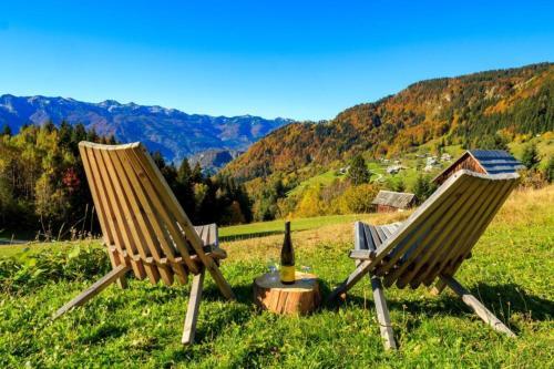 Mountain Lodge Pokrovec - Chalet - Bohinj