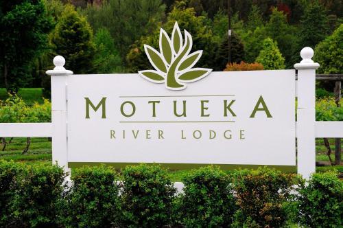 Motueka River Lodge Foto principal