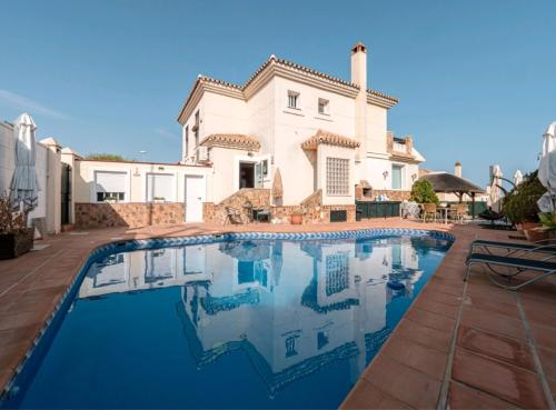 Luxury semidetached house - Málaga