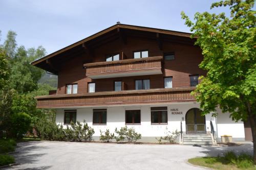 Apartment Rosner Bad Hofgastein