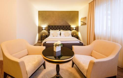 . Business Hotel First