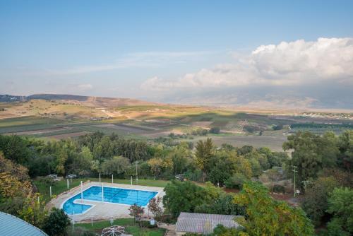 Kfar Giladi Kibbutz Hotel 房间的照片