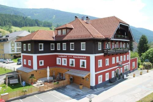 Hotel-Landgasthof Katschtalerhof - Katschberg-Aineck-Rennweg