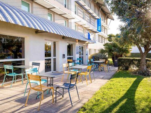 ibis budget Carcassonne Aéroport - A61 - Hotel - Carcassonne