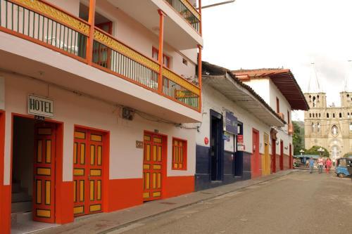 Фото отеля Hotel El Dorado
