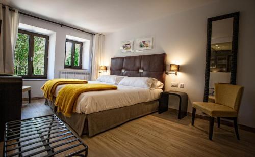 Habitación Doble con vistas al jardín - 1 o 2 camas Hotel Pura Vida 15