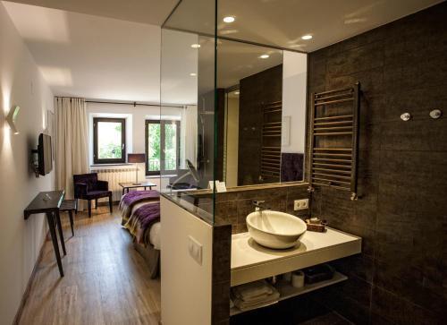 Habitación Doble con vistas al jardín - 1 o 2 camas Hotel Pura Vida 16