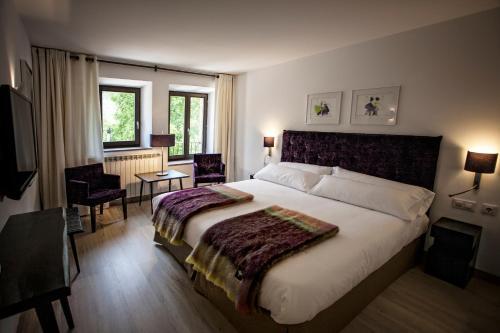 Habitación Doble con vistas al jardín - 1 o 2 camas Hotel Pura Vida 17