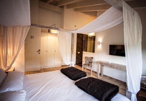 Habitación Doble Superior - 1 o 2 camas Hotel Pura Vida 14