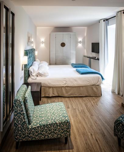 Habitación Doble - 1 o 2 camas Hotel Pura Vida 11
