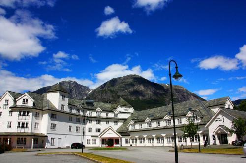 Hotel-overnachting met je hond in Quality Hotel Vøringfoss - Eidfjord