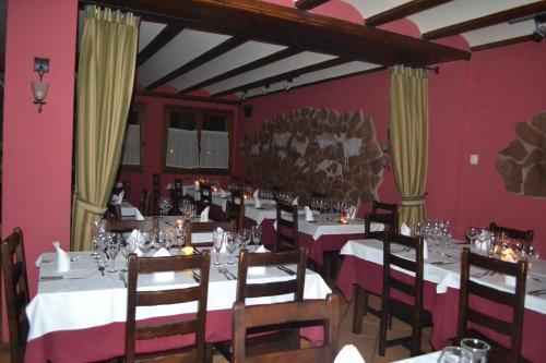 . Hotel - Restaurante Prado Del Navazo