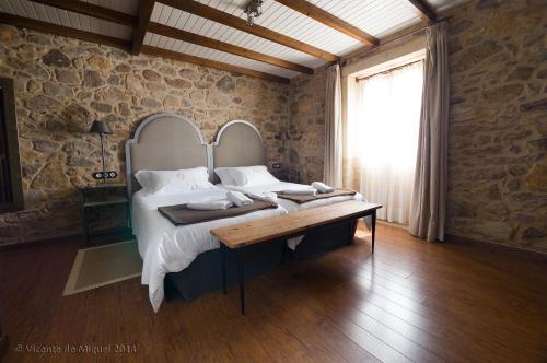 Doppel- oder Zweibettzimmer - Einzelnutzung Hotel Rustico Lugar Do Cotariño 71