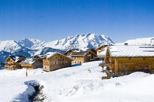 Madame Vacances Les Chalets de l'Altiport - Alpe d'Huez