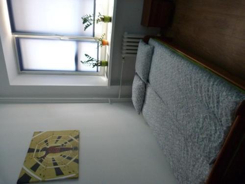 Hostel Camera Двухместный номер с 1 кроватью и общей ванной комнатой