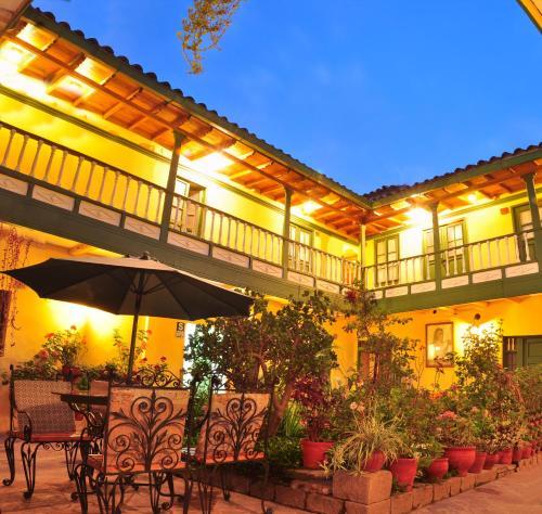 Hotel Amaru Inca