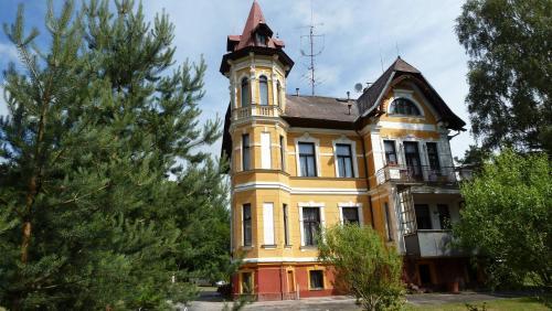 Hotel-overnachting met je hond in Hotel Evropa - Františkovy Lázně