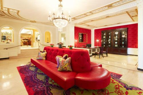 Huntington Hotel impression