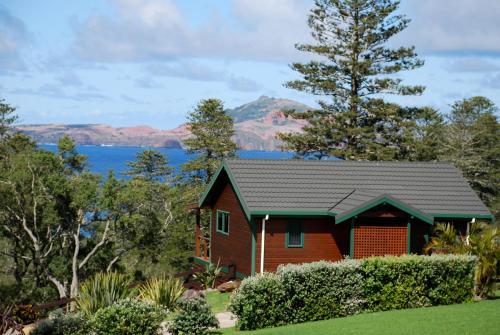 . Coast Norfolk Island