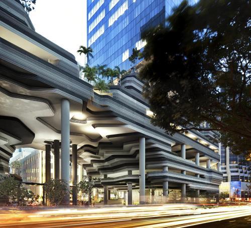 3 Upper Pickering Street   058289, Singapore.
