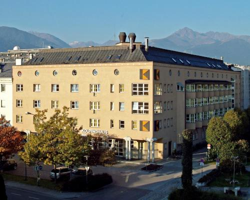 Фото отеля Kolpinghaus Innsbruck
