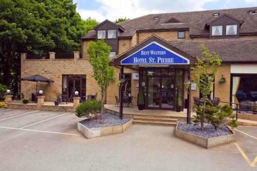 Best Western Wakefield Hotel St Pierre