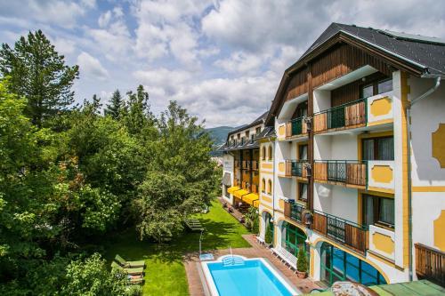 . Hotel Alpenblick Kreischberg