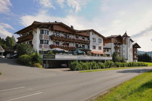Hotel Sonneck - Kössen