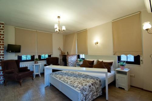 Agva Agva Nehir Perisi Hotel tatil