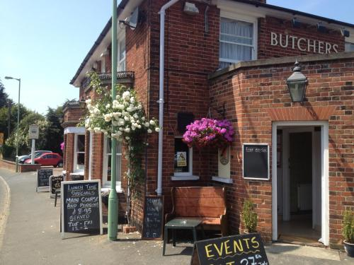 Hotel The Butchers Arms Freehouse 1