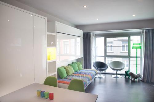 Studios At Ghent, Ferienwohnung in Gent