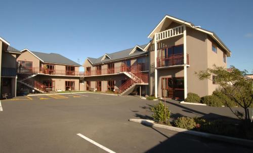 555 Motel Dunedin - Accommodation