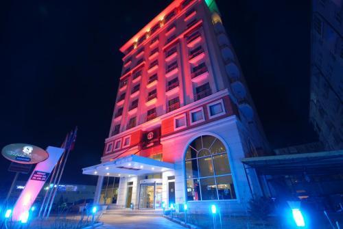 Kayseri Serace Hotel directions